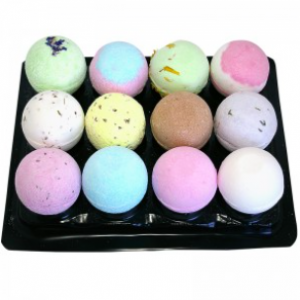 Bath Bombs - Mix Set 12pcs